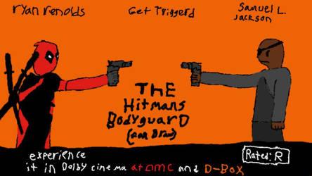 The Hitmans Bodygaurd (2017) by Nathan750