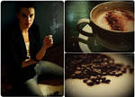 Coffee and Cigarettes. by bohemianpoets
