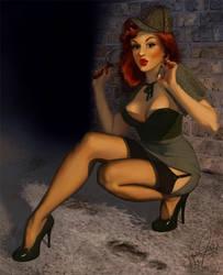 Shirley Holmes by Aquae