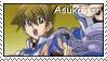 Asuka Stamp by Miho-Nosaka-stamps