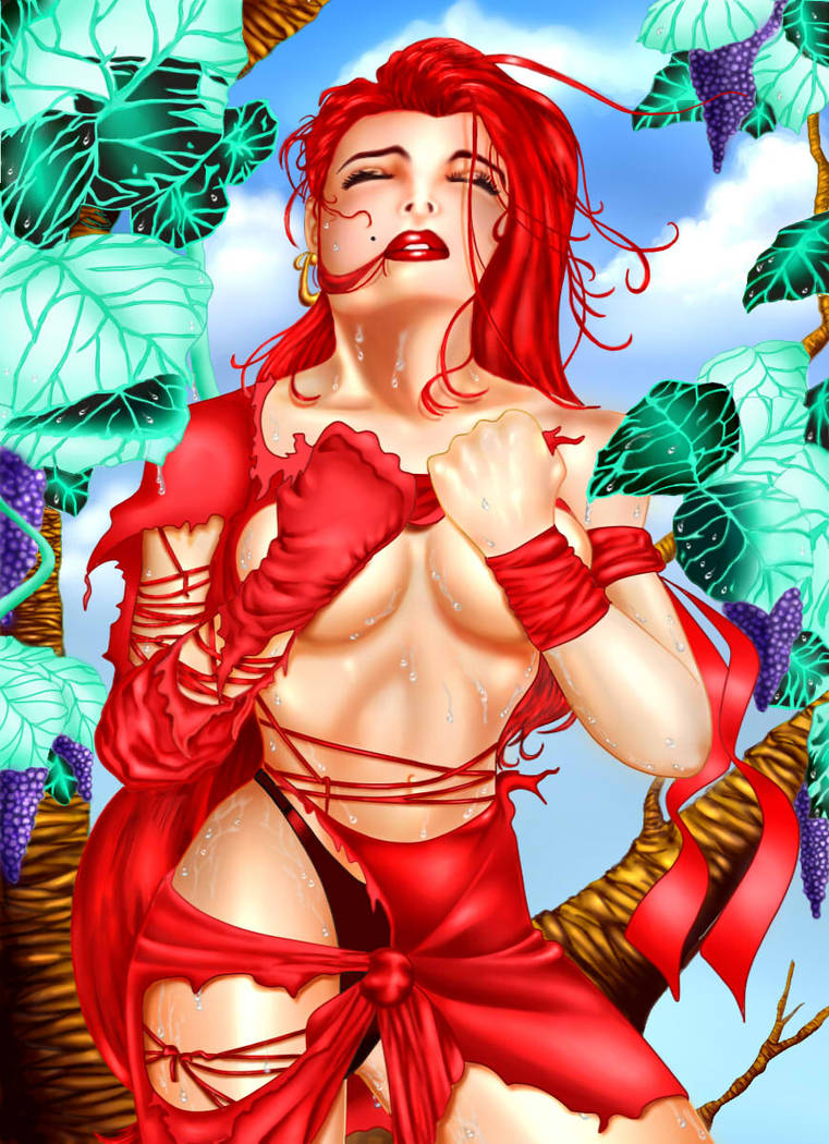 Red Sonja II by StarWing12