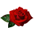Rose icon.3 by RedqueenAllison
