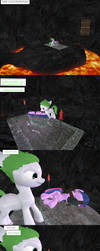 TAEE - Demon Summoning (Page 01/02)[3D Comic] by Naduron0