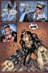 Sequential Page Comic Num 5 by Arzuza