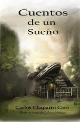 portada para libro de cuentos by Arzuza
