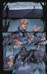 page comic Worst day ever by Arzuza