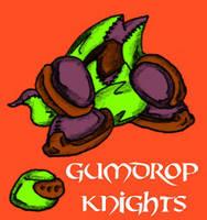 Gumdrop Knights: Tail by MadGoblin