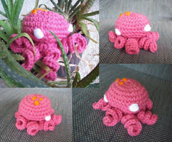 Yarn Octopussy by MadGoblin