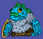 Gagol the Fishman by MadGoblin