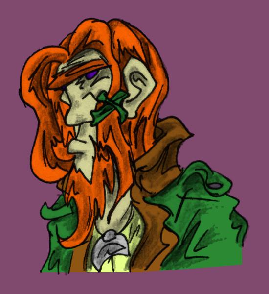 Freddy Greenborne Bust by MadGoblin
