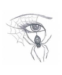 Spider Eye by MarissaWalker