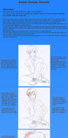 anime colour pencil tutorial by Lumenox