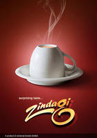zindagi tea ad by khawarbilal