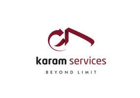 Karam Services logo proposal-1 by khawarbilal