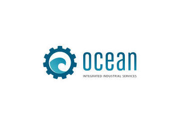 OCEAN logo by khawarbilal