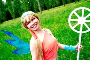 Princess of Solaria by Nikasparkle