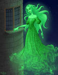 The Green Lady by Cra-ZShaker