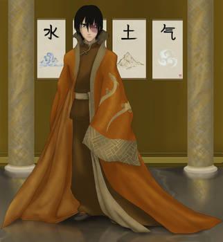 AtLA: Lord Zuko by Yunyin