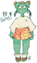 cactus adopt !! (OPEN) by HiGuysImGrace