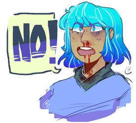 no! by SinnersAreWinners