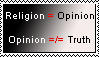 It's just an opinion by radamsa