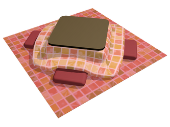 Kotatsu Set Download by Clarphia