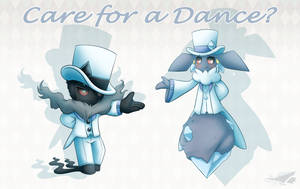 'Care for a Dance?' by Sol-Lar-Bink