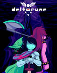 Deltarune by Sol-Lar-Bink