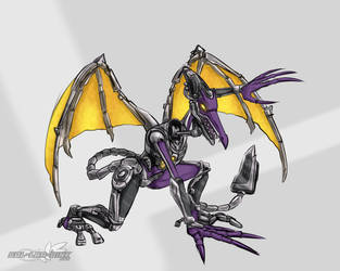 Meta Ridley Smash by Sol-Lar-Bink