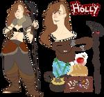new holly fullbody by elflovin