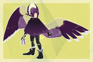 Themed Angel Adopt (open) by elflovin