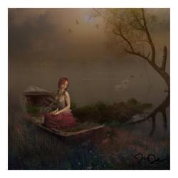 Juliet Awaits Her Romeo by nine9nine9