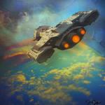 Galactic Star Wars by nine9nine9
