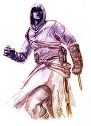 Assassin by Dk-Raven