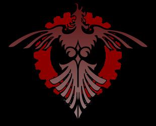 Vermilion Bird by convalise