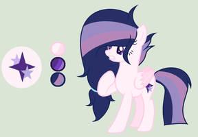 Starlight Shield New Style by princessunicorn123