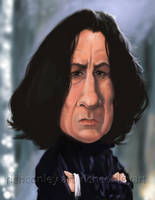 Snape by rico3244