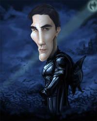 Batman Christian BAle by rico3244