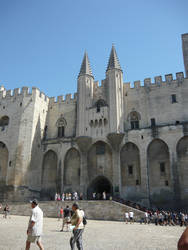 Avignon 1 by karemelancholia