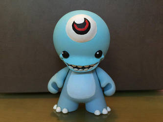 Third-Eye Games Mascot by Dreamcraft-Studios
