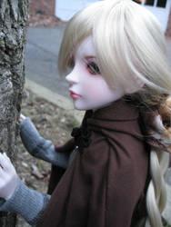 A Connection to a Tree by Kikuka-chan