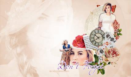 Wallpaper Lovato by Destiny-Miller