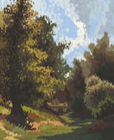 Forest by Dalekinium