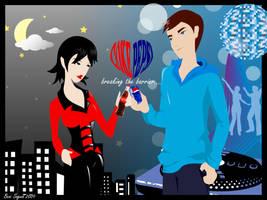 Coke and Pesi by siopao18
