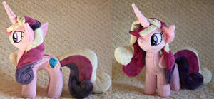 Princess Cadence Plush by Masha05