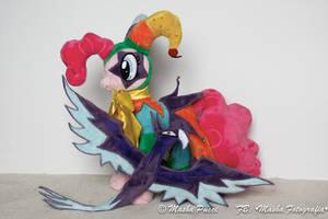 Jester Pinkie Pie by Masha05