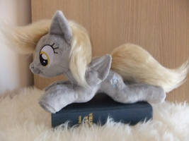 MLP-PLUSH-Derpy Hooves by Masha05