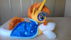 MLP plush-Sunburst plush-for sale! by Masha05