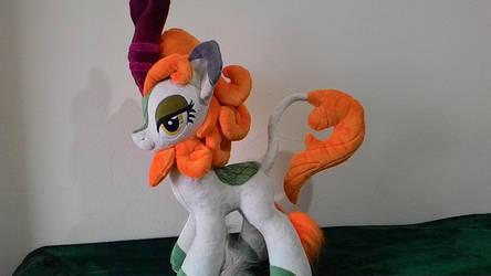 mlp plush-Autumn Blaze- made to order! by Masha05