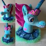 Princess Lilacia Pony Head by Masha05